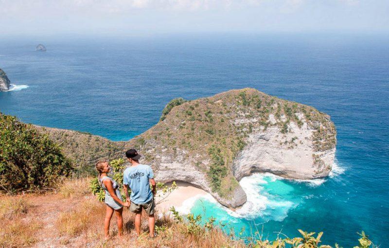Kelingking Beach Nusa Penida Bali Travel Planner