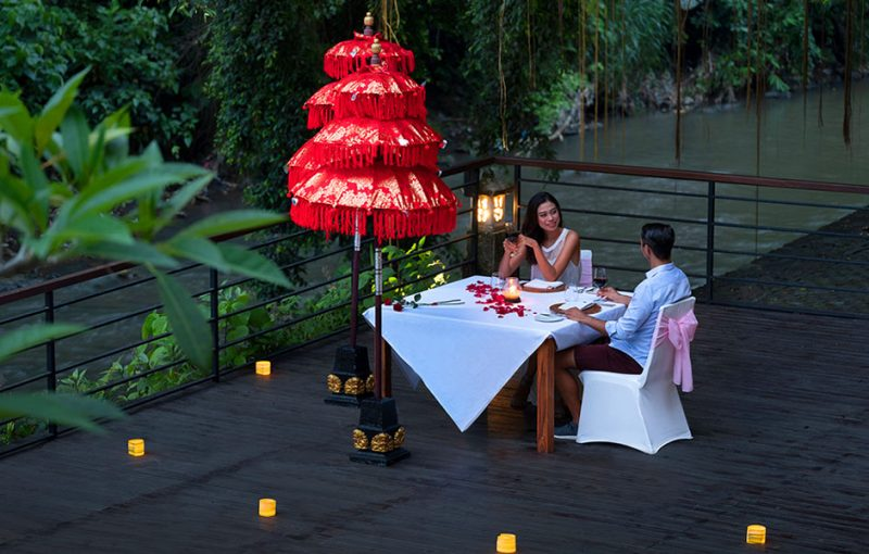 Romantic Dinner Bali Travel Planner