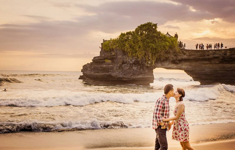 Tanah Lot Temple Bali Travel Planner