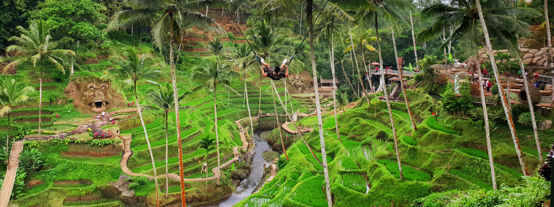 Tegalalang Rice Terrace Bali Travel Planner