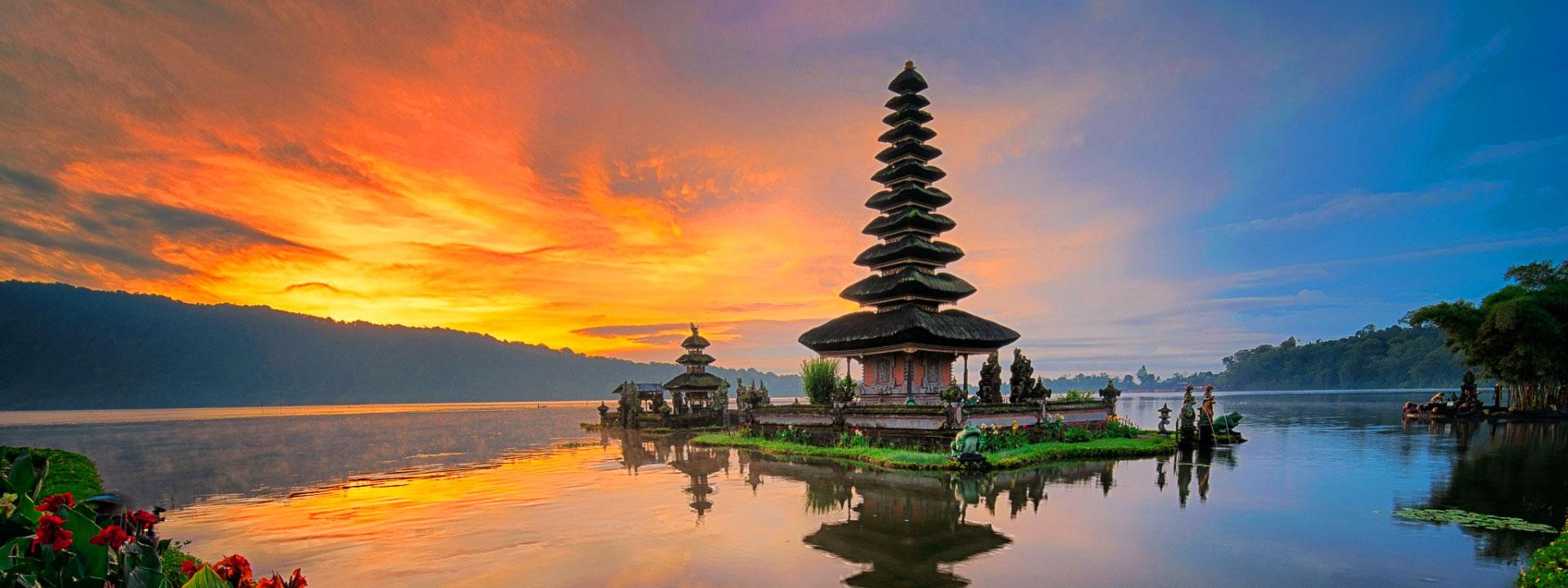 Ulundanu Temple Bali